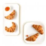 colazione con cornetti a Lucera